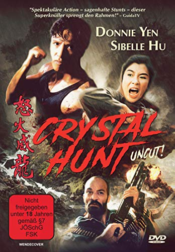 Crystal Hunt (China Heat)