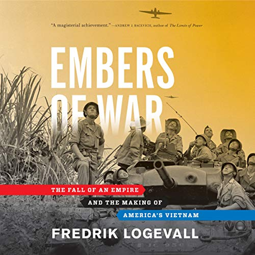 Embers of War audiobook cover art