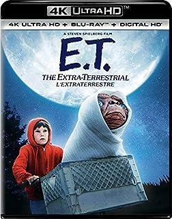 E.T. The Extra-Terrestrial [Blu-ray] (Sous-titres français) 4K