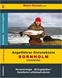 Angelführer Bornholm 58 Angelplätze mit Luftbildaufnahmen und GPS-Punkten ( 30. August 2010 )