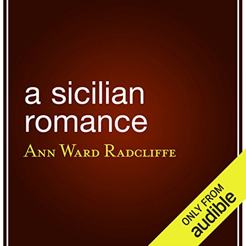 A Sicilian Romance audiobook cover art