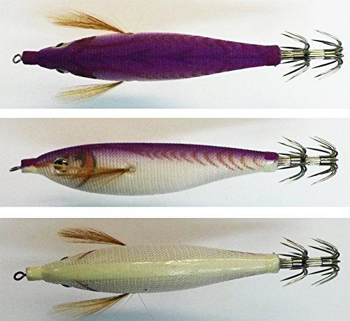 Yamashita - Jibionera marca yamashita modelo toto sutte color v para pesca...