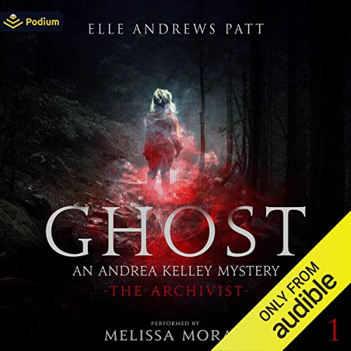 Ghost Audiobook By Elle Andrews Patt cover art