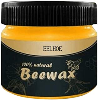 Möbelwachs farblos Möbelpflege Bienenwachs zur Möbelpflege & Holzschutz für innen und aussen Natürliche Holzpflege Bienenwachs Möbelwachs Wood Seasoning Beewax