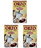3x Crastan Orzo Instant Barley Drink Beverage 500gr Coffee Subsitute!