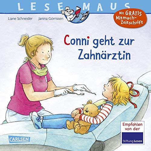 LESEMAUS 56: Conni geht zur Zahnärztin (Neuausgabe) (56): Mit GRATIS Mitmach-Zeitschrift