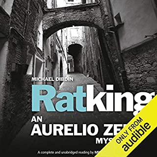 Ratking     Aurelio Zen, Book 1              By:                                                                                                                                 Michael Dibdin                               Narrated by:                                                                                                                                 Michael Kitchen                      Length: 10 hrs and 44 mins     62 ratings     Overall 4.3