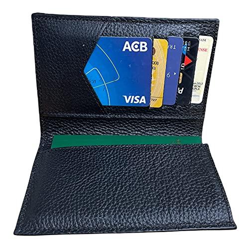 Fundas de pasaporte de piel de cocodrilo genuina de piel de cocodrilo, soporte de pasaporte, carteras de pasaporte, casos de pasaporte, Negro, Casual