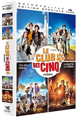 Film Péril L'île des Pirates + Le Club des 5 Et Le Secret De La Pyramide