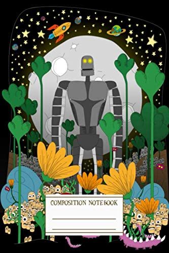 Composition Notebook: Guardian Of The Forest Writers Notebook for Schools, Teachers, Offices