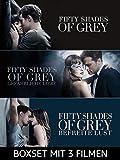 Fifty Shades - Das 3er Film-Boxset