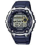 [カシオ] 腕時計 スポーツギア 電波時計 WV-M200-2AJF ブルー