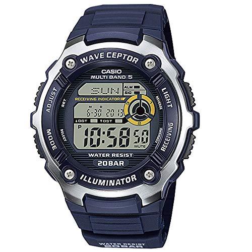 カシオ 電波時計 SPORTS GEAR WV-M200-2AJF 1個
