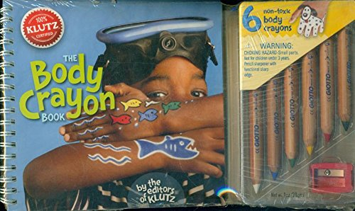 Body Crayon Book