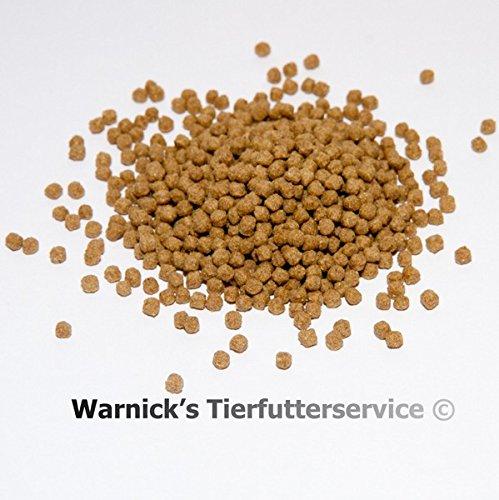 Warnicks Tierfutterservice Koi Koifutter 15 kg * Wheatgerm * für Frühjahr & Herbst in 3mm