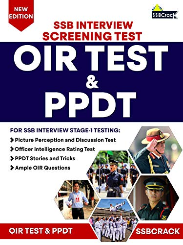 OIR Test & PPDT - SSB Interview Screening Test - Stage 1 Testing