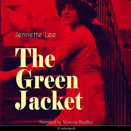 The Green Jacket audiobook cover art