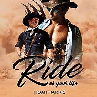 Ride of Your Life: A Gay Romance                   By:                                                                                                                                 Noah Harris                               Narrated by:                                                                                                                                 Stone Canon                      Length: 8 hrs and 35 mins     1 rating     Overall 3.0