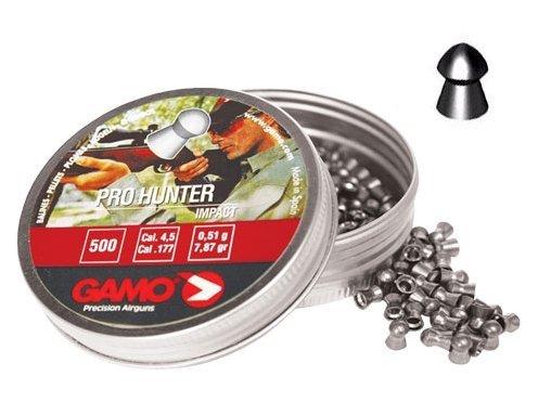Gamo Pallini Pro hunter 4,5 per carabina aria compressa