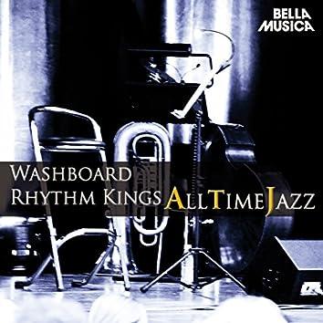 All Time Jazz: Washboard Rhythm Kings