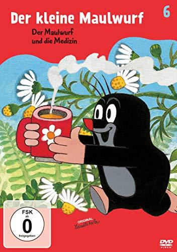 Der kleine Maulwurf 6 - Der Maulwurf und die Medizin