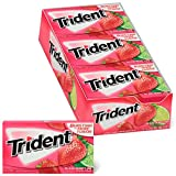 Trident Island Berry Lime Sugar Free Gum, 12 Packs of 14 Pieces (168 Total Pieces)