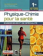 Physique-chimie - 1re ST2S de Jean-Luc Azan