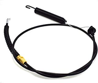 TOPEMAI 290-807 Deck Engagement Cable for MTD Troy Bilt Cub 946-04173E 946-04173C 746-04173 746-04173A 746-04173B 746-04173C