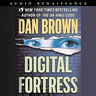 Digital Fortress cover art