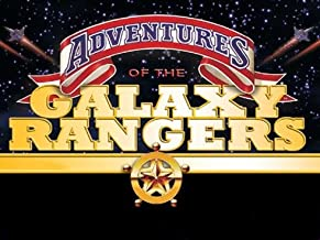 Adventures Of The Galaxy Rangers