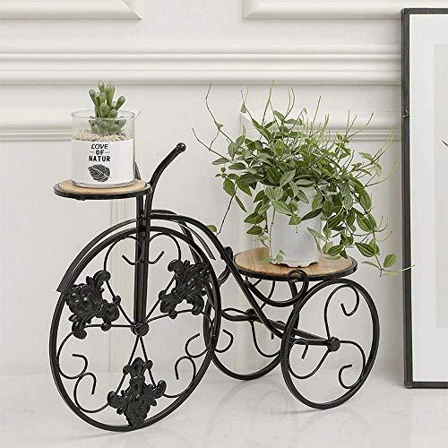 LYMHGHJ Soporte de Flores para Mesa de Boda, Soporte de Plantas de jardín Vintage, decoración de...