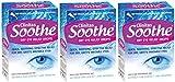 Clinitas Soothe Lubricant Eye Drops x 3