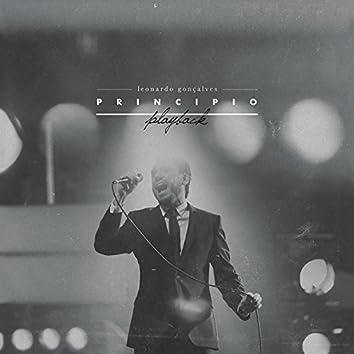 Princípio (Ao Vivo) [Playback]