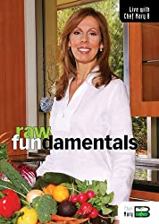Live with Chef Mary B: Raw Fundamentals DVD