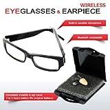 Micro Spy Earpiece Bluetooth Glasses Kit