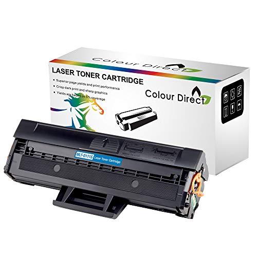 Colour Direct Kompatibel Toner Patrone Ersatz Zum Samsung MLT-D111S - Xpress SL-M2020, SL-M2020W, SL-M2022, SL-M2022W, SL-M2026, SL-M2026W, SL-M2070, SL-M2070FW, SL-M2070W Drucker - Aprrox 1,000 pages