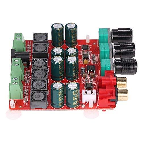 KKmoon TPA3118 2.1 Kanal Digital Stereo Subwoofer Leistung Verstärker Brett 2 x 30W + 60W DC12V-26V