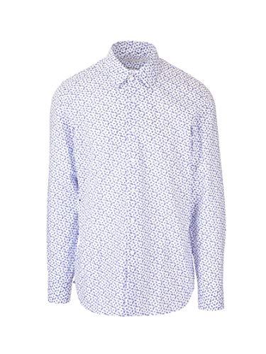 Prada Luxury Fashion Herren UCM6081VYLF0013 Hellblau Baumwolle Hemd | Frühling Sommer 20