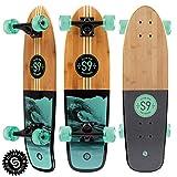 Sector 9 Skateboards Moonlight Maverick Complete 44'
