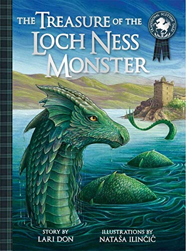 The Treasure of the Loch Ness Monster (Picture Kelpies: Traditional Scottish Tales)