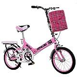 JooGoo Fahrrad aluminiumlegierung Ultraleicht klappfahrrad, 20 Zoll Faltrad Klapprad Faltfahrrad...