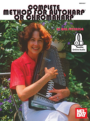 Complete Method for Autoharp or Chromaharp (English Edition)