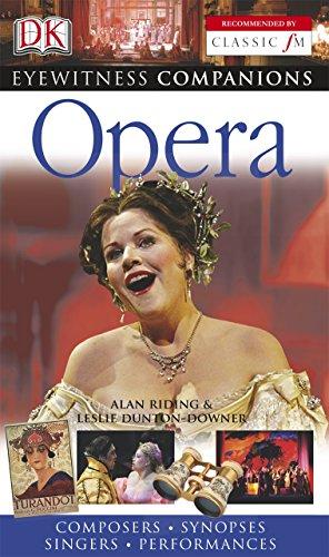 Opera (DK Eyewitness Companion Guide)