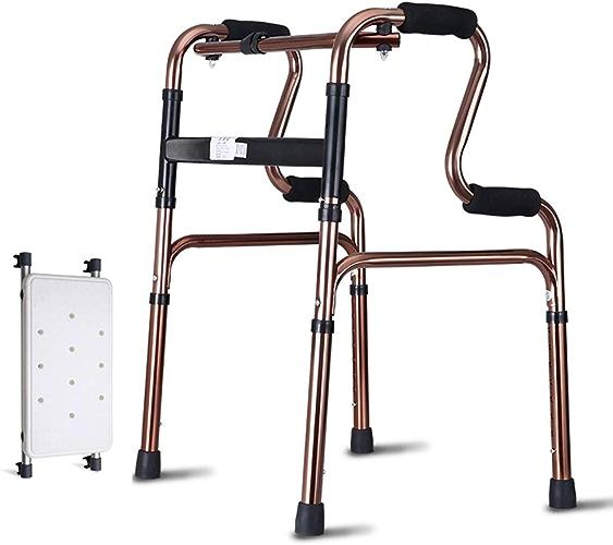 Walking stick stool Walker, Marcheur agé à Quatre Pattes, entraîneur auxiliaire en réadaptation