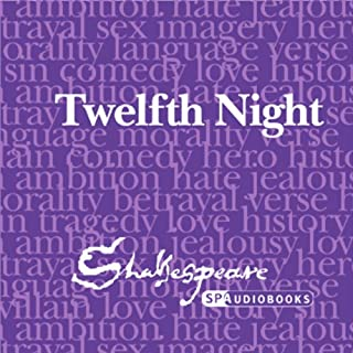 SPAudiobooks Twelfth Night (Unabridged, Dramatised) cover art