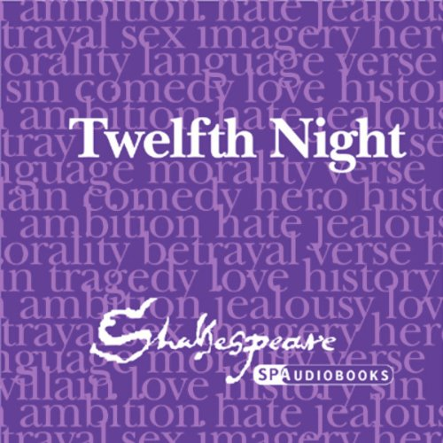 SPAudiobooks Twelfth Night (Unabridged, Dramatised) audiobook cover art