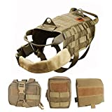 OneTigris MOLLE Dog Backpack