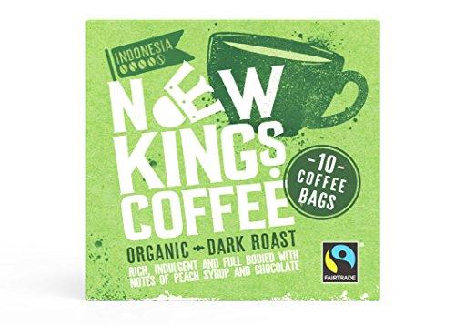 Fresh Ground Coffee Bags   Fairtrade   Single Origin   100% Arabica   100 Coffee Bags   Office   B&B   Hotel   Hospital   Catering