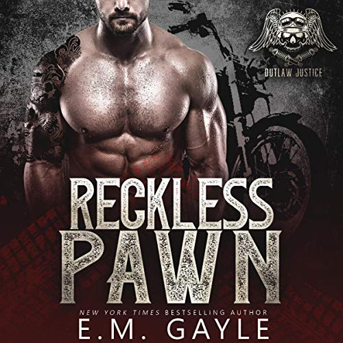 Reckless Pawn audiobook cover art