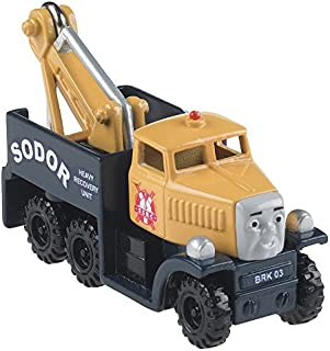 Fisher-Price Thomas & Friends Take-n-Play, Butch the Heavy Recovery Unit Tow Truck